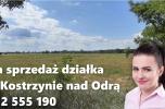 Atrakcyjna działka w Kostrzynie nad Odrą, oś. Szumiłowo