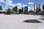 Betoniarnia, zakład prefabrykacji w dzielnicy przemysłowej