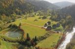 Bieszczady, tereny inwestycyjne w górach z miejscowym planem zagospodarowania Przestrzennego