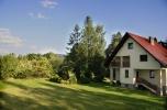 Budynek mieszkalny o charakterze pensjonatu w Górkach Wielkich w Brennej