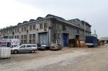 Budynek produkcyjno - magazynowy o pow. 4137,7 m2