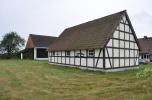 Budynek z zabudowaniami - ściany mur pruski, w woj. opolskim idealne pod agroturystykę