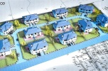 Dla dewelopera. Działka z projektem budowy 22 domów jednorodzinnych w zabudowie bliźniaczej
