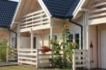Dochodowy kompleks domków nad morzem w Jantarze - 9 % w skali roku