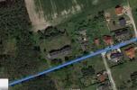 Domy przy lesie blisko Poznania w cichej okolicy