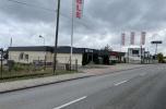 Działający obiekt handlowy 700m2, salon meblowy i mroźnia 390 m3