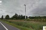 Działka 1,67 ha z wiatrakiem Mentosa k. Tarczyna
