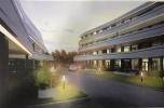 Działka budowlana 13 tyś. mkw 25 km od centrum W-wy, projekt koncepcyjny pod kompleks hotelowy
