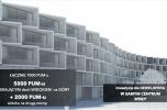Działka deweloperska - 7000 Pum-u - hotel, aparthotel
