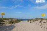 Działka inwestycyjna 100 m od plaży - I linia zabudowy