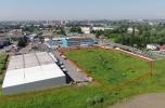 Działka inwestycyjna (pełna własność) – produkcja, skład, magazyny - 2,3 km od centrum miasta.