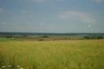 Działka inwestycyjna Unisław piękny widok na pradolinę Wisły