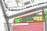 Działka komercyjna pod np. market, stację paliw, 7.000 m2