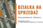 Działka pod Krakowem na sprzedaż o pow. 1056 m2. Sprzedam działkę w Myślenicach.