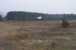 Działka w otulinie lasu sosnowego Ploski, podlaskie