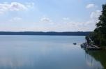 Działka z zabudową nad samym jeziorem na Kaszubach, dowolna adaptacja