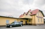 Funkcjonujący zakład pogrzebowy Polska centralna