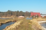 Gospodarstwo rybackie – 16 hektarów (otoczone lasem) na sprzedaż