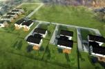 Grunt dla dewelopera z pozwoleniem na budowę 13 domów 5,2 HA