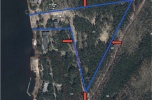 Grunt inwestycyjny nad Zegrzem, bezpośredni dostęp do jeziora