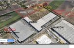 Grunt na Bielanach Wroclawskich, Logistyka, hurt, detal, produkcja, usługi