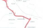 Grunt przy autostradzie/obwodnicy Leśnicy
