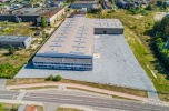 Hala magazynowa z budynkiem biurowym 9824 m2