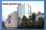 Hala produkcyjna 2 431 m2 - Konstancin