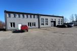 Hala produkcyjno-magazynowa zaplecze socjalno biurowym +7 pokoi, utwardzony plac, centrum logistyczne