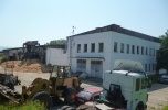 Hale produkcyjne + biurowiec