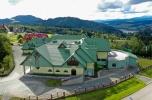 Hotel w górach i nad jeziorem