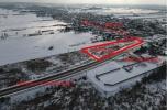 Idealna działka pod market lub stację paliw, 6 tys m2, woj. łódzkie