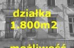 Kamienica narożna do rozbudowy - Łódź Polesie, główna ulica