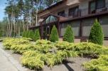 Kompleks hotelowo - gastronomiczny wśród jezior