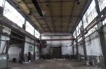 Kompleks przemysłowy z magazynami i halami produkcyjnymi