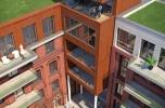 Łódź - projekt inwestycyjny - centrum miasta