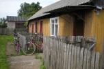 Małe gospodarstwo rolne koło Łowicza