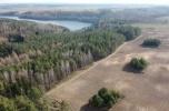 Mazury Stare Juchy grunty 8,43 z WZ w okolicach jeziora, lasu