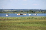 Mikołajki 11 ha nad jeziorem