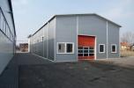 Nieruchomość 2.0546 ha + zabudowa biurowo-socjalna 1650 m2 - dwie hale 305 i 633 m2