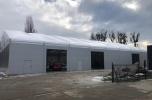 Nowa hala magazynowa 250 m2 i 100 m2