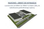 Nowoczesna hala magzynowo-produkcyjna do 7000 m2