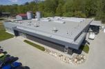 Nowoczesna hala produkcyjno - wystawienniczo - biurowa z 2015r. o pow. 1.800 m2
