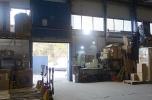 Obiekt magazynowo-biurowy z rampą i dużym placem manewrowym