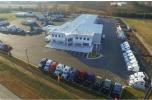 Okręgowa stacja kontroli pojazdów i serwis obsługi samochodów wraz z infrastrukturą