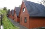 Ośrodek wczasowy Bieszczady - nowy dom 220m2, 10 domów drewnianych, kąpielisko - Polańczyk, Solina