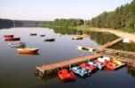 Ośrodek wczasowy nad jeziorem - sezonowy