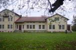 Pałac w okolicy Sandomierza