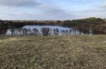 Pięknie położona działka budowlana nad jeziorem w Zbójnie - powiat golubsko-dobrzyński