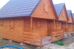 Pobierowo, ośrodek z kempingami.